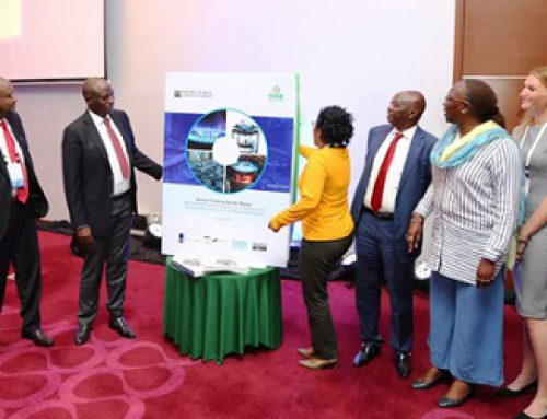 Clean Cooking Association of Kenya (CCAK) Launch Sector Study