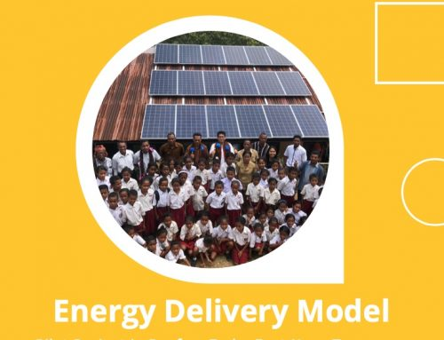 ENERGY DELIVERY MODEL (EDM) Project by IESR
