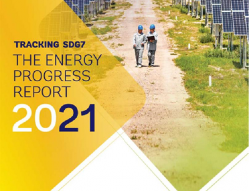 Tracking SDG 7 Report and Policy Briefs