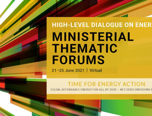 Key Takeaways from the Ministerial Thematic Forums of the High-Level Dialogue on Energy