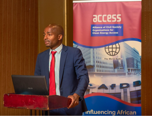 ACTION 24: Championing the Sustainable Energy Access Agenda in Southern Africa